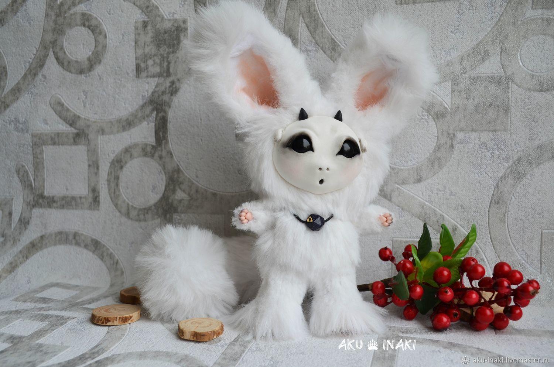 Кролик Шушик игрушка ручной работы, Мягкие игрушки, Тула,  Фото №1