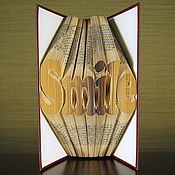 """Для дома и интерьера ручной работы. Ярмарка Мастеров - ручная работа Необычный подарок, позитивный подарок  - """"Smile"""". Handmade."""