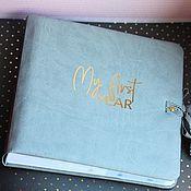 Канцелярские товары handmade. Livemaster - original item Photo album universal. Photo album for girl or boy. Handmade.