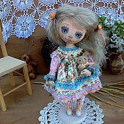 Куклы и игрушки ручной работы. Ярмарка Мастеров - ручная работа Иветта Авторская кукла Art Doll. Handmade.