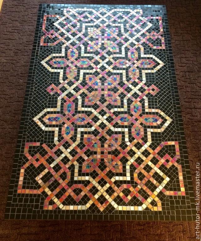 Орнамент мозаика своими руками