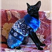 Для домашних животных, ручной работы. Ярмарка Мастеров - ручная работа Флиски. Handmade.