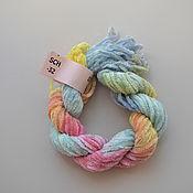 Материалы для творчества handmade. Livemaster - original item Silk chenille (no. №32). Handmade.