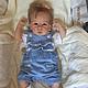 Куклы-младенцы и reborn ручной работы. Ярмарка Мастеров - ручная работа. Купить Альбиночка, Никита, Полина, Темочка. Handmade. Бежевый