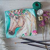 Одежда handmade. Livemaster - original item T-Shirt Magical Unicorn. Handmade.