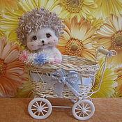Куклы и игрушки ручной работы. Ярмарка Мастеров - ручная работа Агуша. Handmade.