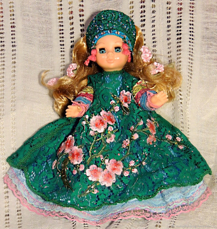 Кукла Весна-Красна, Куклы и пупсы, Москва,  Фото №1