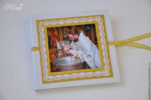 """Подарочная упаковка ручной работы. Ярмарка Мастеров - ручная работа. Купить Коробочка для диска """"Семья"""". Handmade. Золотой, коробочка, логотип"""