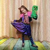 Работы для детей, ручной работы. Ярмарка Мастеров - ручная работа Костюм Клодин Вульф. Handmade.