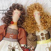 Куклы и игрушки ручной работы. Ярмарка Мастеров - ручная работа Габриэлла и Марианна , домашние помощницы. Handmade.