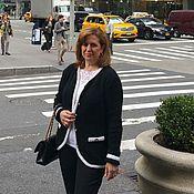 """Одежда ручной работы. Ярмарка Мастеров - ручная работа Жакет """"Манхеттен"""". Handmade."""