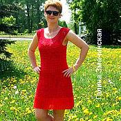"""Платья ручной работы. Ярмарка Мастеров - ручная работа Платья: Платье """"Страсть"""". Handmade."""
