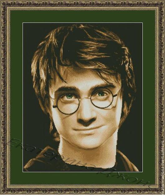Гарри Поттер. Скрин схемы.