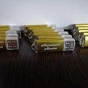 Сувениры и подарки handmade. Livemaster - original item USB flash drive with engraving, customized design, souvenir to the prom. Handmade.