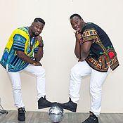 Одежда ручной работы. Ярмарка Мастеров - ручная работа Африканская рубашка Dashiki  Pluz Size (3XL SIZE). Handmade.
