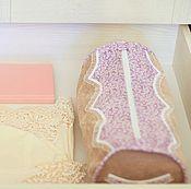 Одежда ручной работы. Ярмарка Мастеров - ручная работа Комплект сумочек для дома. Сиреневая пастель.. Handmade.