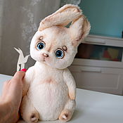 Куклы и игрушки ручной работы. Ярмарка Мастеров - ручная работа ушастик Проша. Handmade.