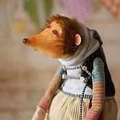 Куклы и игрушки ручной работы. Ярмарка Мастеров - ручная работа Йорни. Handmade.
