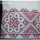 Льняная сорочка с ручной вышивкой Модна-Народна 2. Творческое ателье Modne-Narodne. Модная одежда с ручной вышивкой.