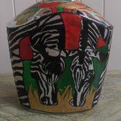 """Сувениры и подарки ручной работы. Ярмарка Мастеров - ручная работа """"Пара гнедых"""" из Африки. Handmade."""