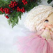 Куклы и игрушки ручной работы. Ярмарка Мастеров - ручная работа Карамельная принцесса. Handmade.