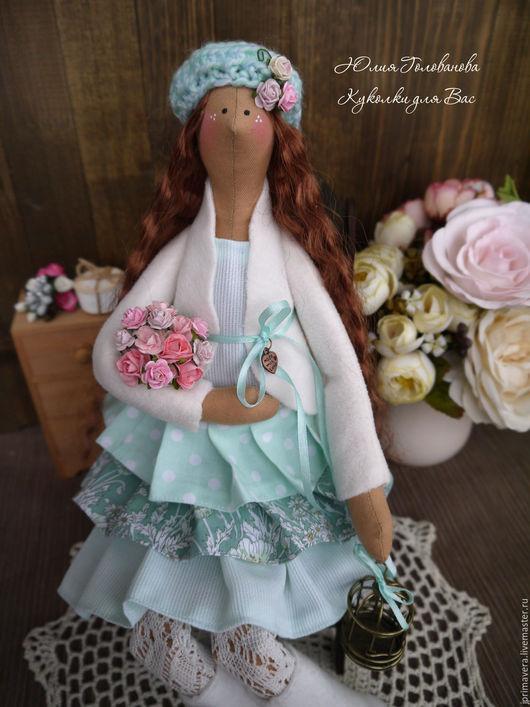 тильда, кукла тильда, тильда ангел, кукла, тильда в подарок, подарок на день рождения, подарок подруге, подарок на новый год, Юлия Голованова, Ярмарка мастеров