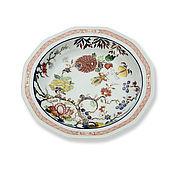 Посуда handmade. Livemaster - original item Porcelain decorative plate