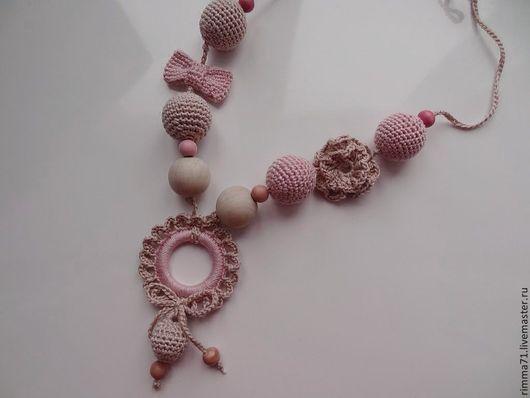 """Слингобусы ручной работы. Ярмарка Мастеров - ручная работа. Купить Слингобусы """"Маленькая леди"""".. Handmade. Бледно-розовый, однотонный, для женщины"""