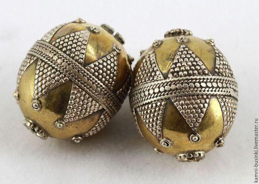 Бусины серебро альпака ручная гравировка Афганистан. Афганские подвески  для колье, туркменские бусины для браслетов, казахская бусина для серег.