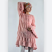 Одежда ручной работы. Ярмарка Мастеров - ручная работа Джемпер Sandy Rose. Handmade.