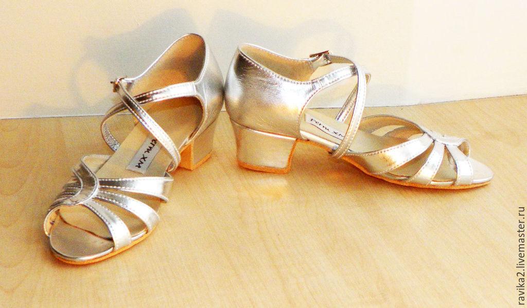 Купить обувь и туфли для бальных танцев в Москве в