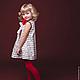 Одежда для девочек, ручной работы. Заказать Поэтичное платье. Aleksandra Gapanovich. Ярмарка Мастеров. Детское платье, подарок для девочки