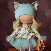 Куклы и пупсы ручной работы. Ярмарка Мастеров - ручная работа Куклы: интерьерная кукла. Handmade.