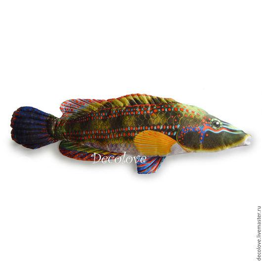 Подарки для мужчин, ручной работы. Ярмарка Мастеров - ручная работа. Купить Рыба Губан подарок мужчине на день рождения подарок рыбаку. Handmade.