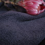 Аксессуары handmade. Livemaster - original item Scarf color graphite from a soft wool. Handmade.