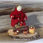 """Куклы и игрушки ручной работы. Ярмарка Мастеров - ручная работа Авторская кукла """"Бабушка моя"""". Handmade."""