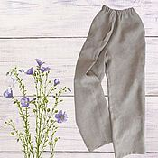 Одежда handmade. Livemaster - original item Pants mens