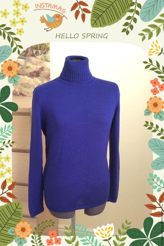 Купить кашемировую водолазку, купить кашемировый свитер, кашемир для женщин