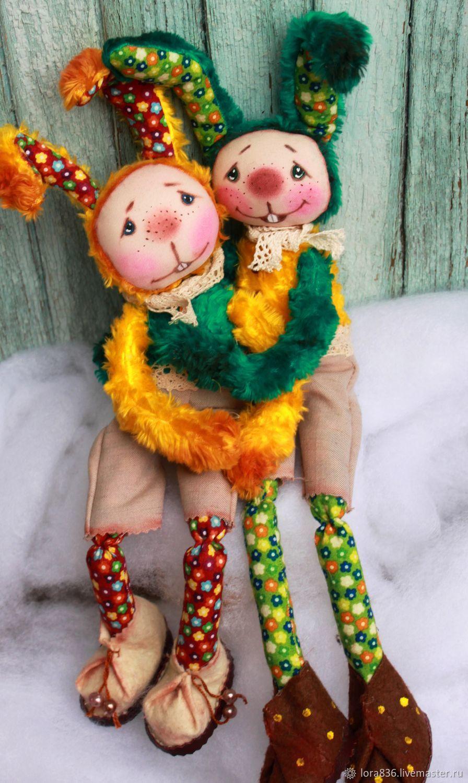 Братцы кролики(Цена за 1 шт), Куклы и пупсы, Волжский,  Фото №1