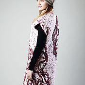 Одежда ручной работы. Ярмарка Мастеров - ручная работа Жакет без рукава Равновесие. Handmade.
