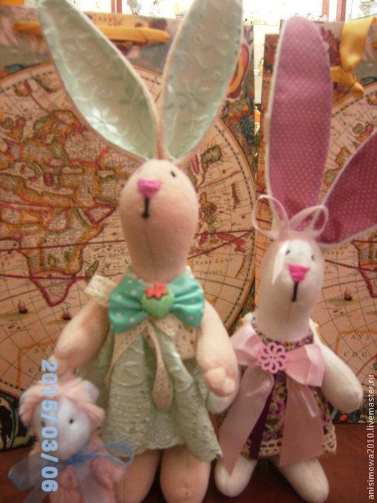 Игрушки животные, ручной работы. Ярмарка Мастеров - ручная работа. Купить кукла игрушка. Handmade. Разноцветный, декор