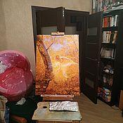 Картины ручной работы. Ярмарка Мастеров - ручная работа Картины: Ангел. Handmade.