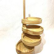 Подставки ручной работы. Ярмарка Мастеров - ручная работа Подставка для украшений. Handmade.