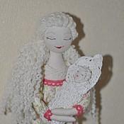 Куклы и игрушки ручной работы. Ярмарка Мастеров - ручная работа Ангел счастливого материнства. Handmade.