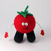 Куклы и игрушки ручной работы. Ярмарка Мастеров - ручная работа Войлочные супер продукты. Handmade.