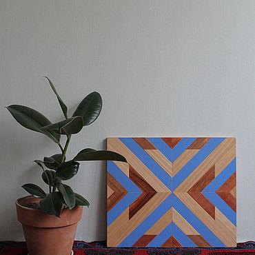 Картины и панно ручной работы. Ярмарка Мастеров - ручная работа Картина в бохо-стиле. Handmade.