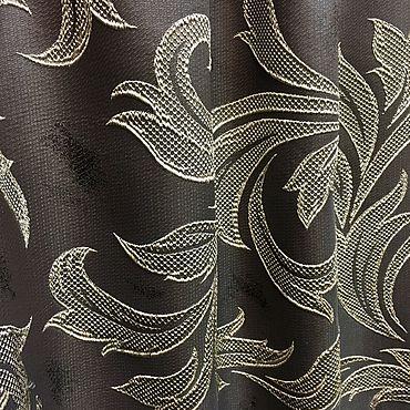 Текстиль ручной работы. Ярмарка Мастеров - ручная работа Шторы Американо. Handmade.