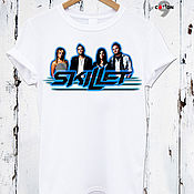 Одежда handmade. Livemaster - original item Cotton t-shirt with