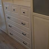Для дома и интерьера ручной работы. Ярмарка Мастеров - ручная работа Комод с 6 ящиками. Handmade.