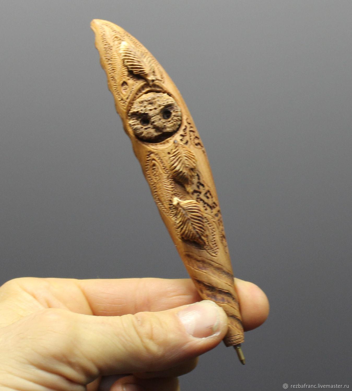 Ручка Совка (яблоня,дуб,можжевельник) о1, Ручки, Чебоксары,  Фото №1